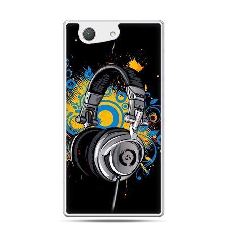 Xperia Z4 compact etui słuchawki