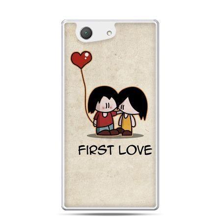 Xperia Z4 compact etui First Love