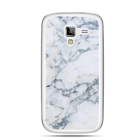 Galaxy Ace 2 etui biały marmur