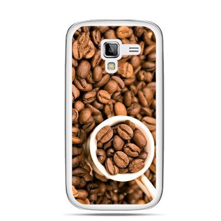 Galaxy Ace 2 etui kubek z kawą