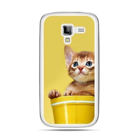 Galaxy Ace 2 etui kot w doniczce