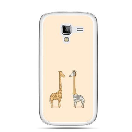 Galaxy Ace 2 etui żyrafy