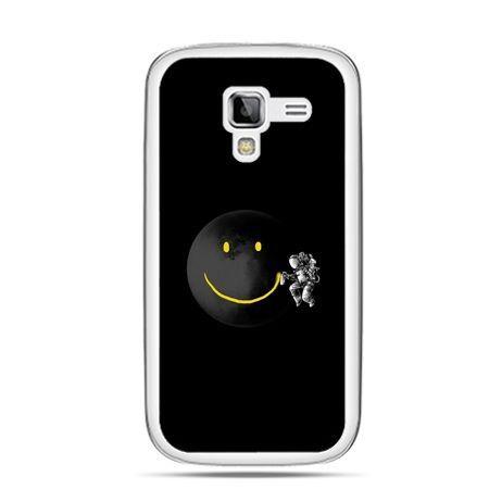 Galaxy Ace 2 etui uśmiechnięta planeta
