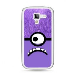 Galaxy Ace 2 etui fioletowy Minionek Despicable, Minionki