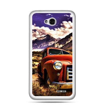 Etui na LG L70 retro pick-up