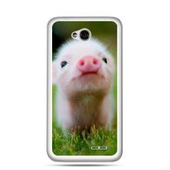 Etui na LG L70 świnka