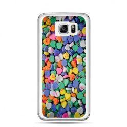 Galaxy Note 5 etui slodkie serduszka