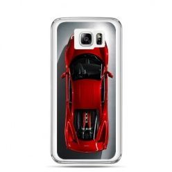 Galaxy Note 5 etui czerwone Ferrari