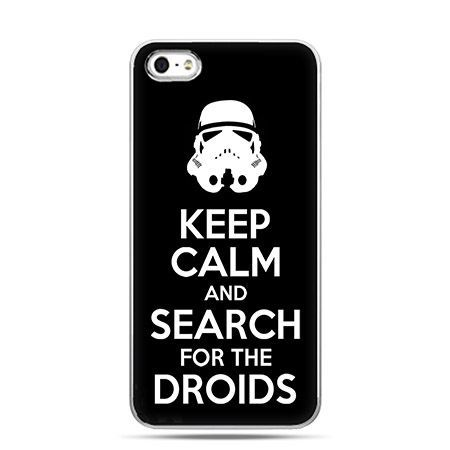 Etui na telefon Keep Calm... Star Wars.