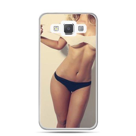 Galaxy J1 etui kobieta w bikini
