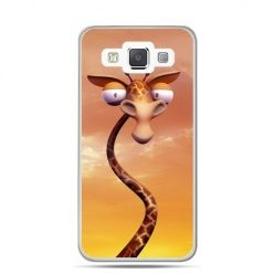 Galaxy J1 etui śmieszna żyrafa