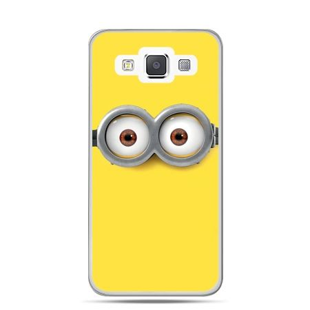 Galaxy J1 etui oczy Minionka, Minionki