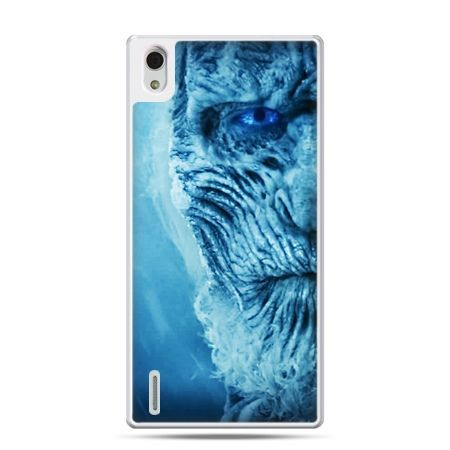 Huawei P7 etui Gra o Tron White Walker