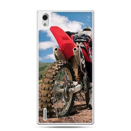 Huawei P7 etui Cross