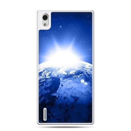 Huawei P7 etui planeta ziemia