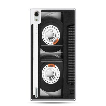 Huawei P7 etui taśma magnetofonowa