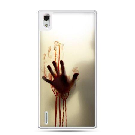 Huawei P7 etui Zombie