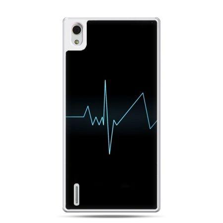 Huawei P7 etui linia życia