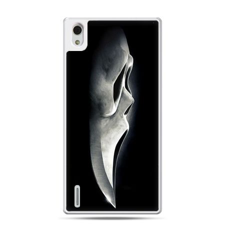 Huawei P7 etui maska krzyk