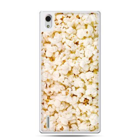 Huawei P7 etui popcorn
