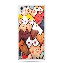 Huawei P7 etui koty