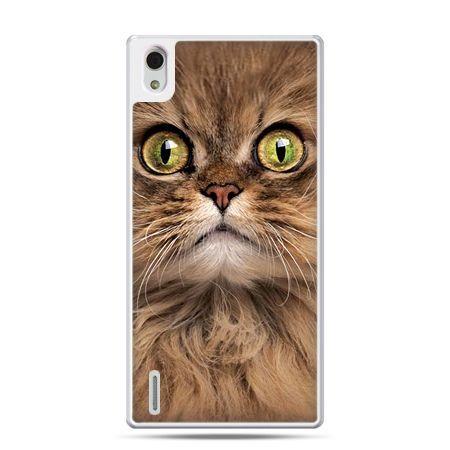 Huawei P7 etui kot perski Face 3d