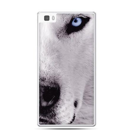 Huawei P8 etui wilk