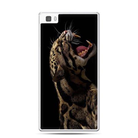 Huawei P8 etui lampart