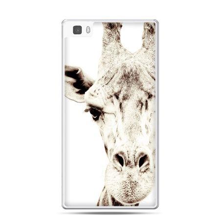 Huawei P8 etui żyrafa