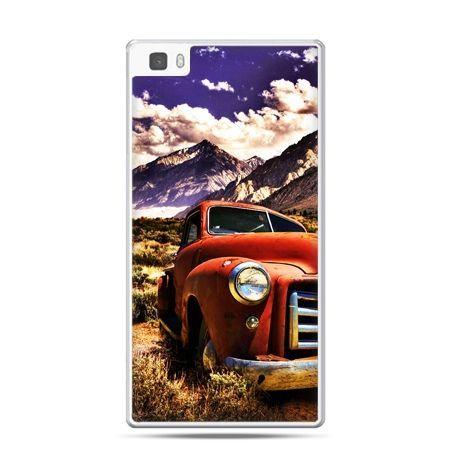 Huawei P8 etui retro pick-up