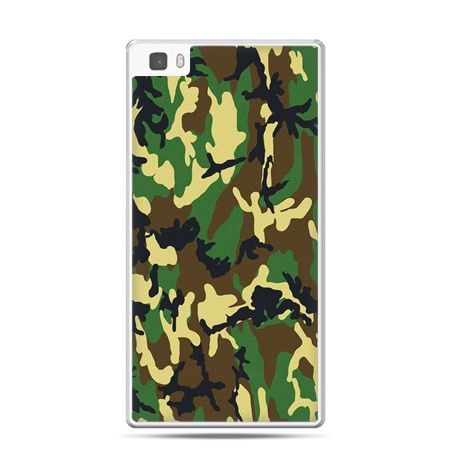 Huawei P8 etui moro zielone