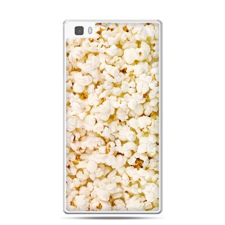 Huawei P8 etui popcorn