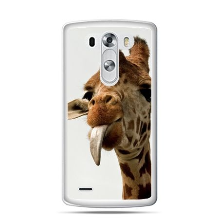 LG G4 etui żyrafa z językiem