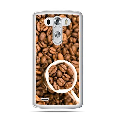 LG G4 etui kubek z kawą