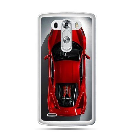 LG G4 etui czerwone Ferrari