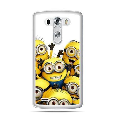 LG G4 etui Minionki