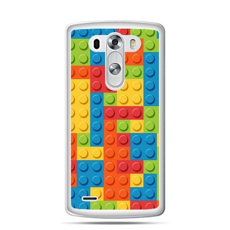 LG G4 etui kolorowe klocki