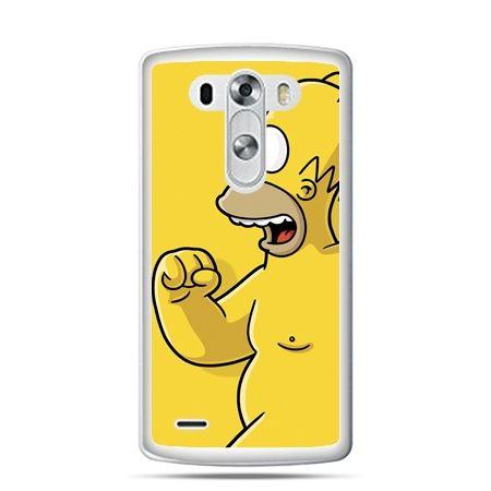 LG G4 etui Homer Simpson