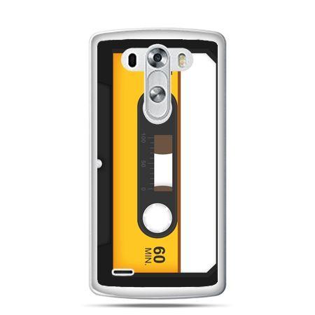 LG G4 etui kaseta magnetofonowa