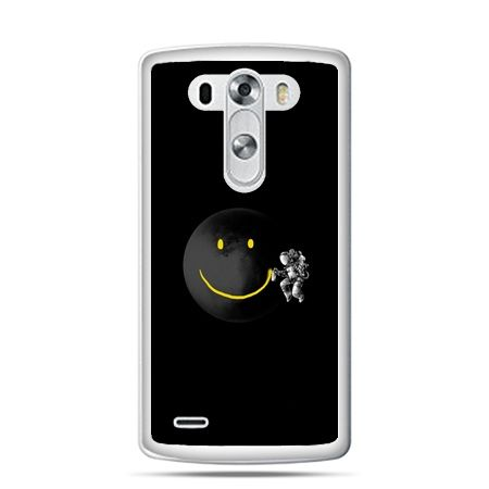 LG G4 etui uśmiechnięta planeta