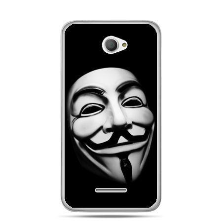 Xperia E4 etui maska Anonimus