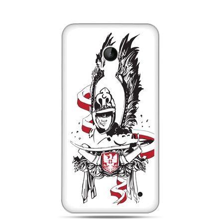 14442 Etui Na Telefon Nokia Lumia 630 Patriotyczne Husarz on Nokia Lumia 635