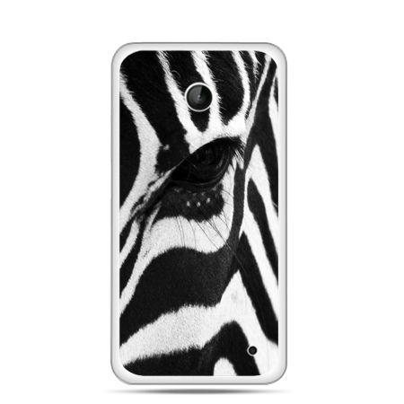 Nokia Lumia 630 etui zebra