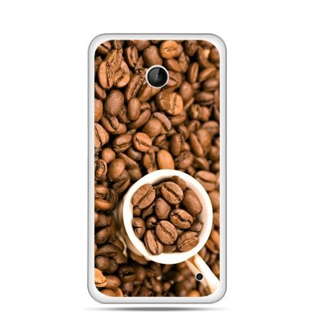 Nokia Lumia 630 etui kubek z kawą