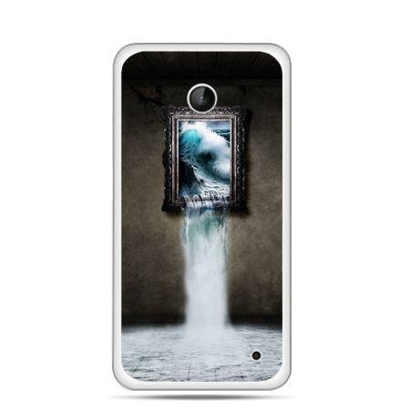 Nokia Lumia 630 etui obraz wodospad