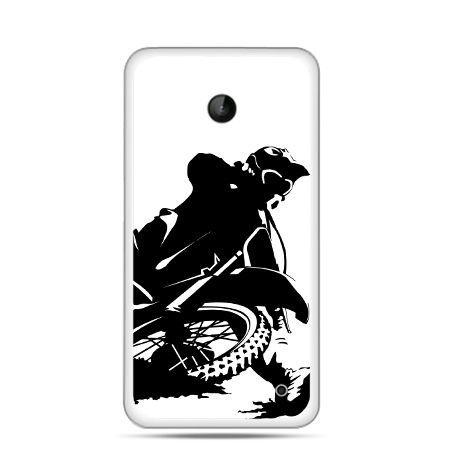 Nokia Lumia 630 etui motocykl cross