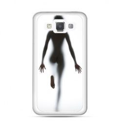 Etui na Galaxy A5 Kobieta za szybą
