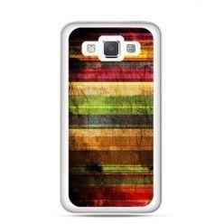 Etui na Galaxy A5 Kolorowe deski