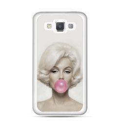 Etui na Galaxy A5 Monroe z gumą balomową