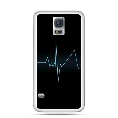 Etui na Samsung Galaxy S5 mini Linia życia
